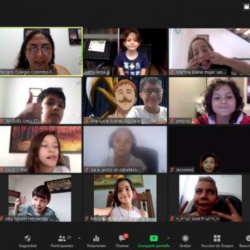 Emiliana Orrego Tabares, Isabela Álvarez Hurtado, Lorenzo Gómez Moreno, Martín Meneses Toro, Miguel Márquez Restrepo, Nicolás Muñoz Sánchez, Juan D. Sepúlveda Jaramillo. GRADO TERCERO